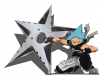 Black star vector by viesiu