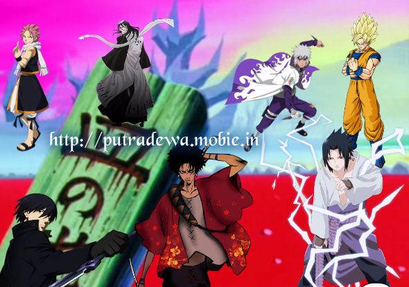 List anime